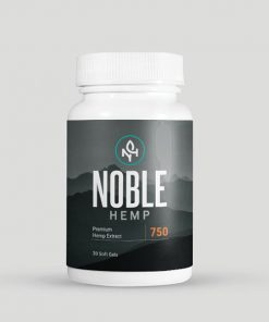 Noble Hemp Soft Gel Capsules-600x600