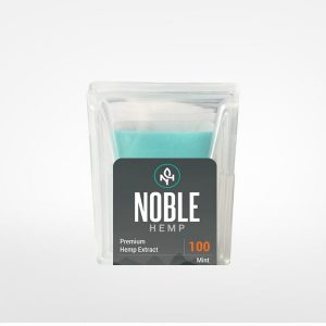 Noble Hemp CBD Travel Strips