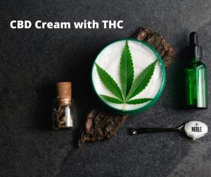 cbd cream with thc