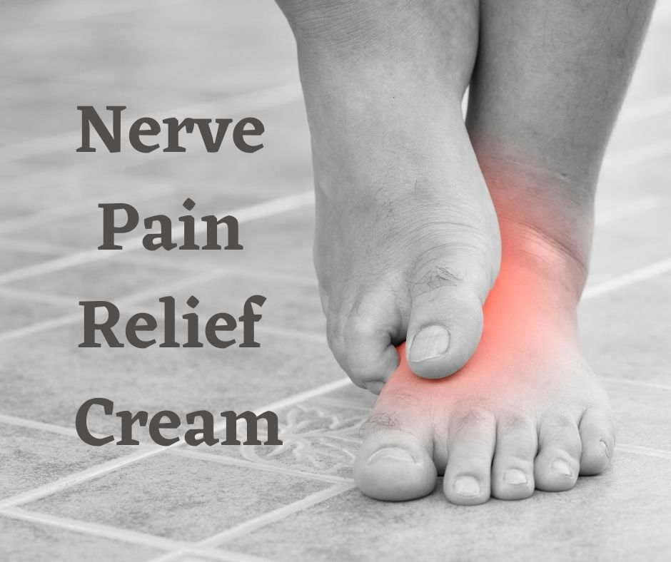 nerve pain relief cream